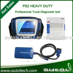 100% Original 2013 Latest XTool PS2 Heavy Duty Truck Diagnostic Tool