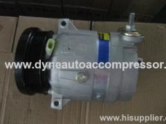 Auto air conditioner compressors parts delphi V5 compressors