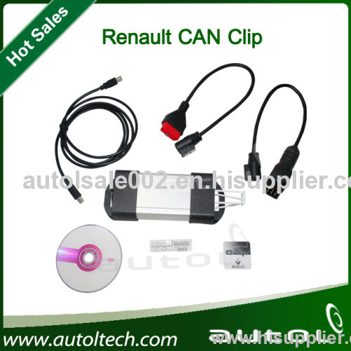 Renault Can Clip Diagnostic Interface V130 With Multi Languages
