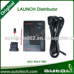 Launch X431 Solo Auto Scanner, Update Via Email