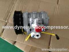 denso 10P08 compressors for BRAZIL GOL/ PAKISTAN SUZUKI PV6 119mm