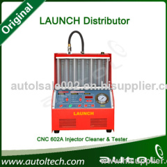 Launch CNC-602A Injector Cleaning Machine