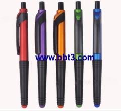 2013 New promotional plastic stylus ballpen