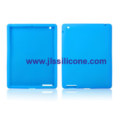 Flexible silicone case covers for iPad 3