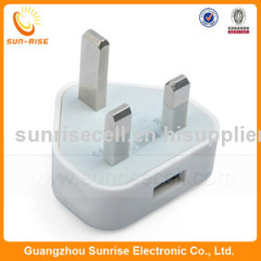 USB travel wall charger