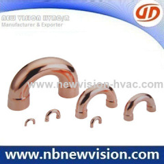 Copper U-Bend Fitting for Air Conditioner
