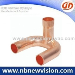 Copper U-Bend for Fan Coils & Heat Exchangers