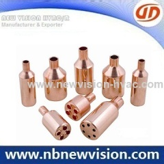 Copper Distributor Pipe Fitting for A/C