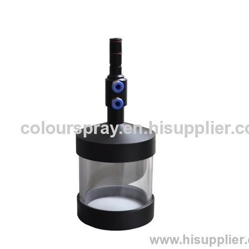 fuidizing application powder cup