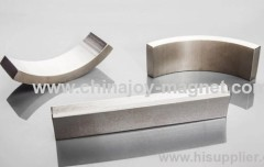 N35 to N50 different grades sintered NdFeB magnets
