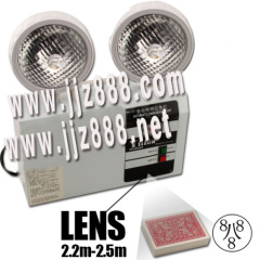 Emergency Lights infrared camera