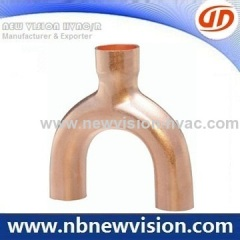 Copper Tripod for Fan Coil