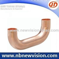 Copper C Bend for Evaporator