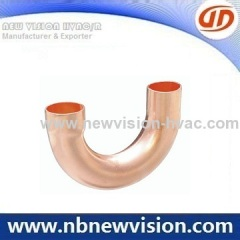 Copper Return Bend for Evaporator