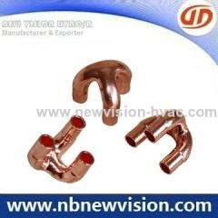 Copper Fitting - Copper Tripod