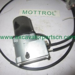 throttle motor ass'y for DH220-5 DH280