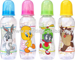 Safe And Non-toxic Baby Bottle Heat Transfer Printing