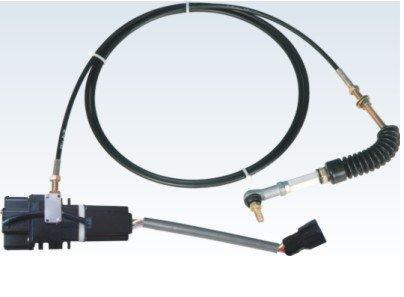 Accelerator motor for PC228UU
