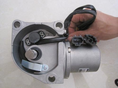 throttle motor ass'y for ZAX330 4360509