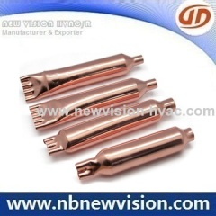 Copper Muffler for Air Conditioner