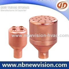Copper Muffler for Refrigeration
