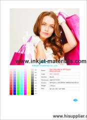 150mic Anti-slip Matte PP Paper