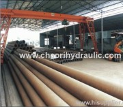seamless steel tube warehouse