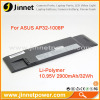 Generic Notebook Battery For ASUS AP31-1008P AP32-1008P Eee PC 1008P