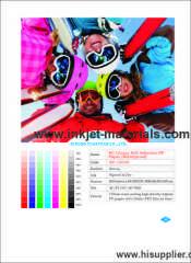 Waterproof RC Glossy Self Adhesive PP Paper