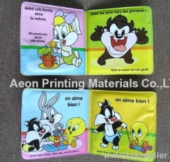 Hot stamping tapes for bathroom toy/Children toys