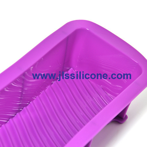 High quality silicone bread loaf bakeware molds