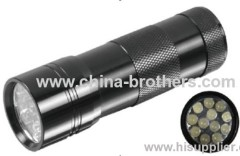 LED Flashlight Aluminum Waterproof LED Torch light