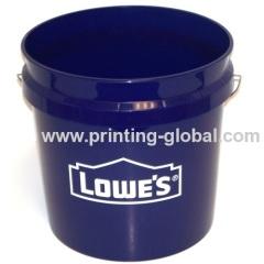 Heat Transfer Foil For Plastic Bucket Good Quality