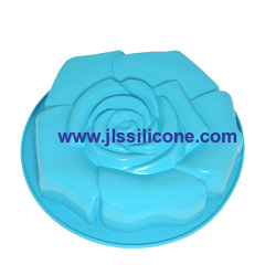 Silicone Big Rose bakeware cake molds