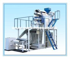 HUABO PP Film Blowing Machinery