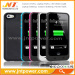 Portable battery power supply case for iphone5
