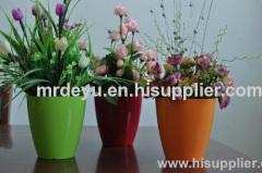 Biodegradable Plastic Flower Planter