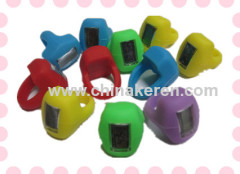 2013 fanshion silicone cute led watch