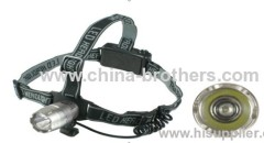 Cree 1 Led Head lamp led headlamp
