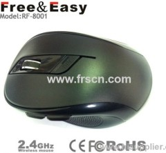 factory good selling optical wireless gaming mouse