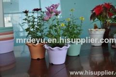 Biodegradable Cheap Durable Plastic Flower Pot