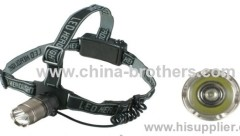 Led headlamp Cree 3W High Quality Headlight 6002