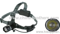 Led headlight climb hiking riding use