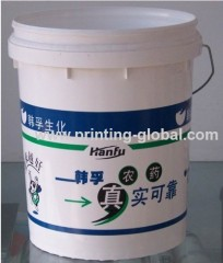 Hot Stamping Paper For PP Paint Bucket