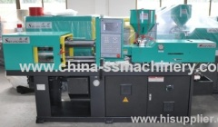 Toggle clamping system small injection molding machine