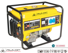 air cooled gasoline generator