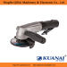 """Air Angle Grinder 5"""" Disc clamp switch with Speed regulating device"""