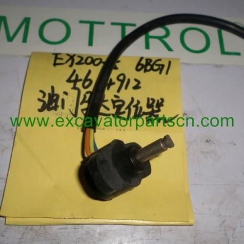Fitting sensor 4614912 for EX200-5