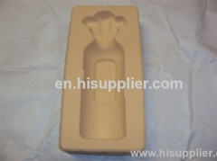 Plastic Flocking Blister Packaging Tray and Box
