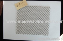 stainless steel round woven drapery